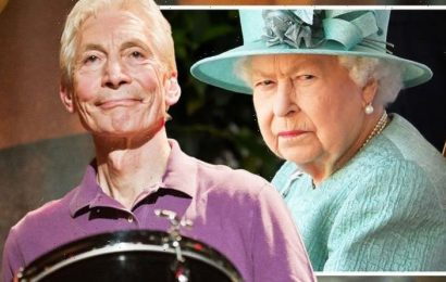 Charlie Watts' royal snub after claiming knighthoods 'would be death' of Rolling Stones