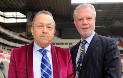 Consortium rejected by West Ham owners Gold and Sullivan STILL interested in Hammers takeover