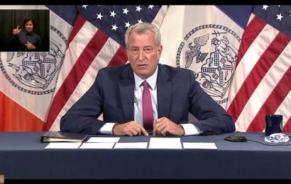 De Blasio again calls on Cuomo to step down after 'troubling' AG report