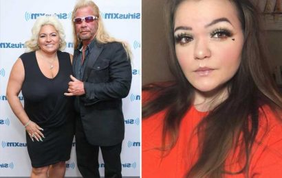 Dog the Bounty Hunter's daughter Bonnie claims he's 'racist and homophobic' & cheated on late mom Beth in angry rant