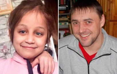 Ex-cop arrested over 'serial killer' murder of girl, 8, found dismembered on street but denies slaying SEVEN more kids