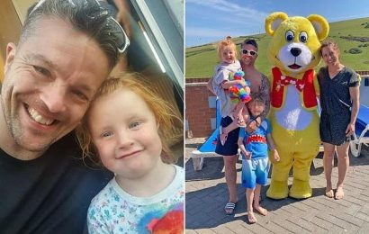Family photo shared before husband and daughter killed in Plymouth