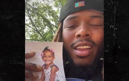 Fetty Wap Posts Emotional Video Remembering 4-Year-Old Daughter Lauren who Died