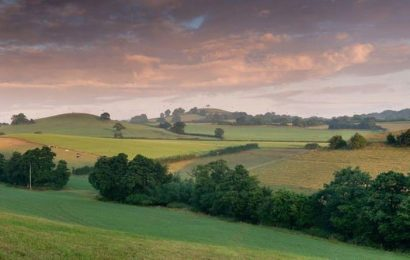 Fighting pollution: £30m cash for farmers' help in protecting the environment