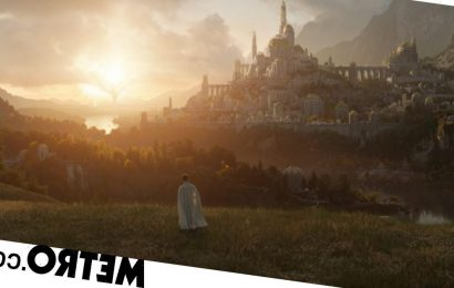First look at Lord Of The Rings TV series as release date confirmed