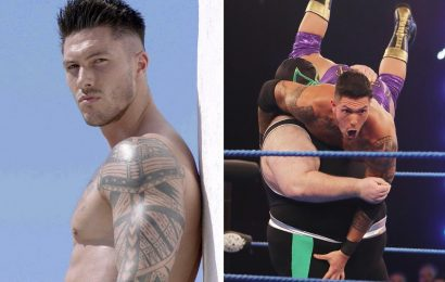 Former Love Island star Adam Maxted reveals he missed out on WWE deal because of a 'stripper' misunderstanding