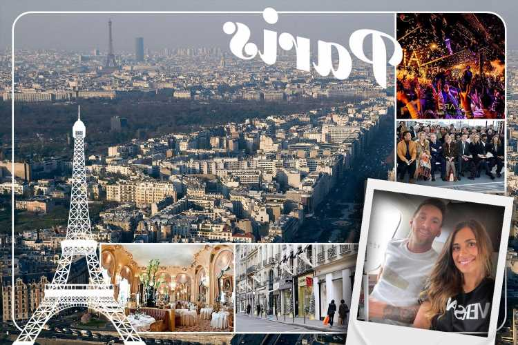 How Messi could live in Paris, from dining on Michelin-star cuisine to shopping at Dior and starring at fashion week