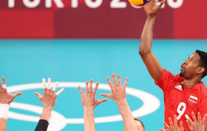 How a Cuban Émigré Became a Polish Volleyball God