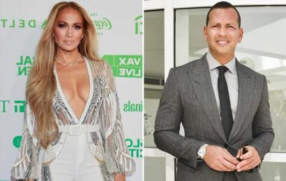 JLo's ex ARod posts about her on Instagram after she rebounds with Ben Affleck in Italian yacht getaway