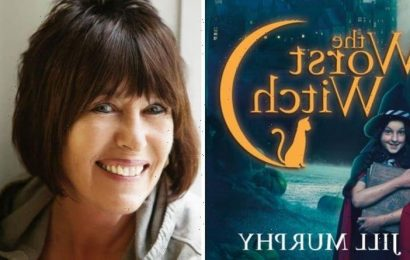 Jill Murphy dead: The Worst Witch author dies age 72 after cancer battle