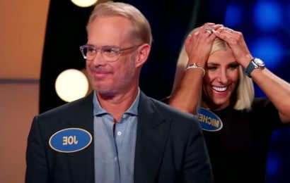 Joe Buck Goes Rogue on 'Celebrity Family Feud,' Loses the Game for His Team (Video)