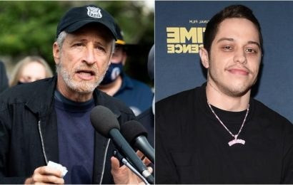Jon Stewart and Pete Davidson Organize All-Star Comedy Event to Benefit 9/11 Charities