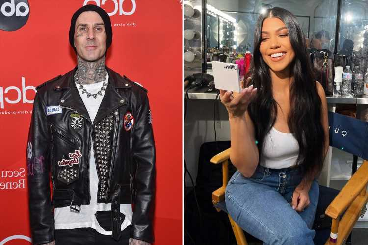 Kourtney Kardashian talks about 'sexual fetishes' as fans think she's pregnant with boyfriend Travis Barker's baby