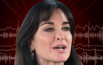 Kyle Richards Frantic During Bee Attack 911 Call