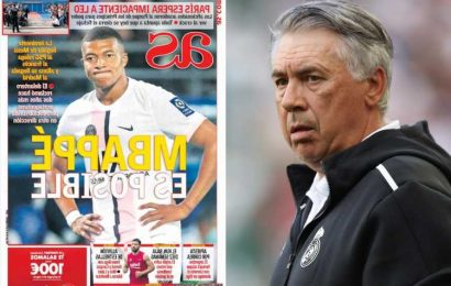 Kylian Mbappe transfer to Real Madrid 'closer than ever' as PSG 'can't afford three superstars including Lionel Messi'