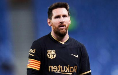 Lionel Messi contract renewal 'impossible' with Barcelona star edging nearer to sensational free transfer exit
