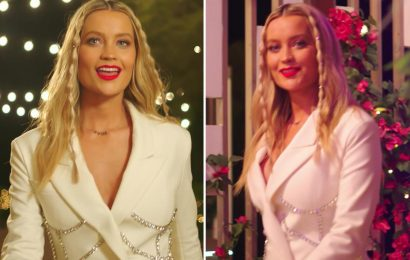 Love Island fans joke Laura Whitmore's got easiest job on TV as she lands £600k payday for just THREE visits to villa