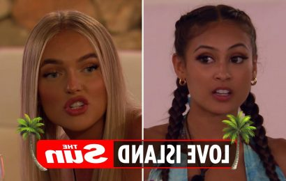 Love Island fans spot 'secret feud' between Mary and Priya after catty comment before dumping vote