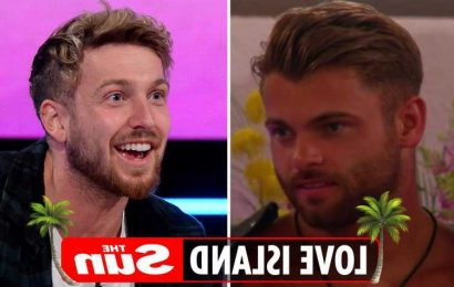 Love Island producers 'fixed' Jake's heart rate result so it wasn't raised by girlfriend Liberty, claims Sam Thompson