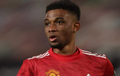 Man Utd star Amad Diallo set to join Feyenoord on season-long loan transfer to gain more first-team experience