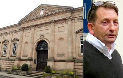Man who stalked ex after spending thousands on her is spared jail