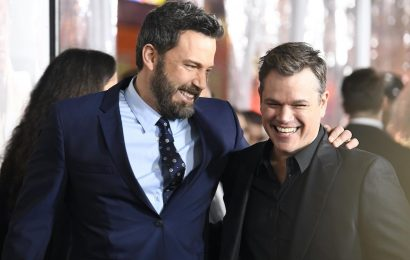 Matt Damon and Ben Affleck Were Extras in 'Field of Dreams' Solely So They Could Go To Fenway Park