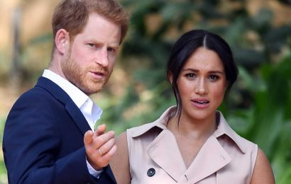 Meghan Markle was 'worried' by claims she bullied staff and 'felt Palace was trying to discredit her', source claims