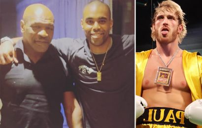 Mike Tyson's son Amir wants Logan Paul fight but heavyweight icon dad tells him to become estate agent instead of boxer
