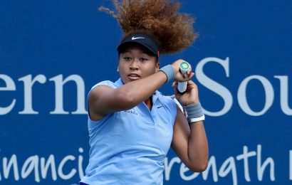 Naomi Osaka Perseveres, Pushes Into the Round of 16 in Cincinnati