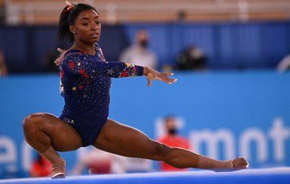 Olympics: Simone Biles withdraws from gymnastics floor event final