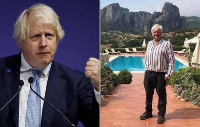 PM's dad will use the 'Stanley Johnson loophole' to travel to Greece
