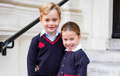 Prince George has a royal classmate at school – and you'll know her famous mum too