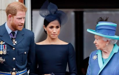 Prince Harry and Meghan Markle Biographer Omid Scobie Clapped Back Against Claims They Attacked the Queen