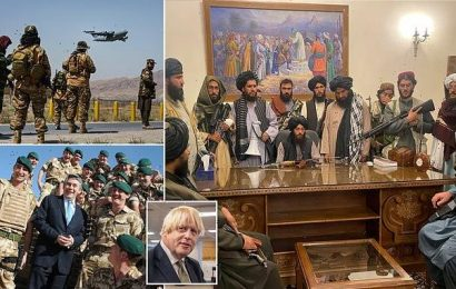 RICHARD LITTLEJOHN: Talk to the Taliban? Don't waste your breath…