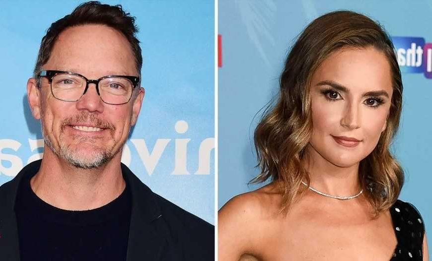 Rachael Leigh Cook, Matthew Lillard Bring Kids to 'He's All That' Premiere
