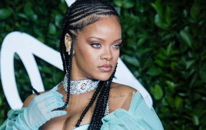 Rihanna Agreed to Let This Actor Slap Her Butt on Camera on 1 Condition