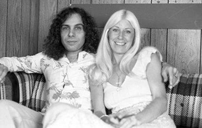 Ronnie James Dio's widow Wendy reveals the secret behind their lasting marriage: 'We both truly wanted this'