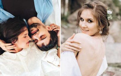 Russian influencer strangled by husband who kept her rotting corpse at home for days before burying her in woodland