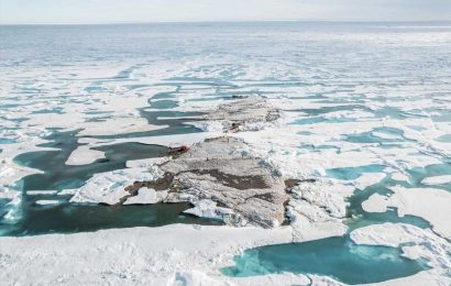 Scientists discover world's northernmost island off the coast of Greenland – but it might not stay on maps for long