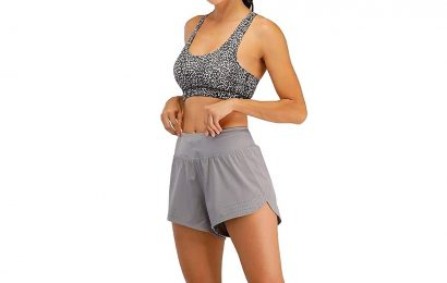 Shoppers Say These $20 Double-Layer Workout Shorts Are Ultra-Flattering
