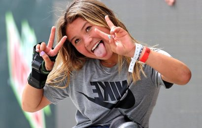 Sky Brown: 13-year-old skateboarder youngest Team GB athlete at Tokyo Olympics