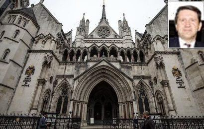 Solicitor who told Muslim to go back to Afghanistan is struck off