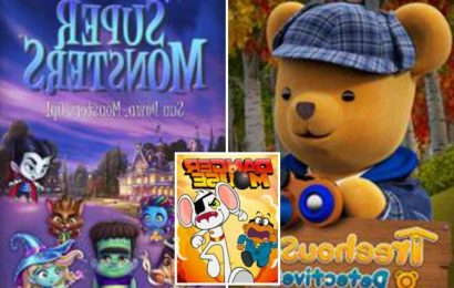 The 90 best kids' shows on Netflix to watch right now – The Sun