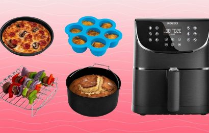 The Best-Selling Cosori Air Fryer Is On Sale at Amazon