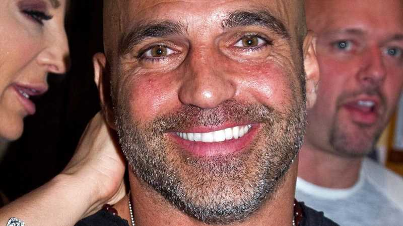 The Real Reason Joe Gorga Fell Asleep On His Second Date With Melissa