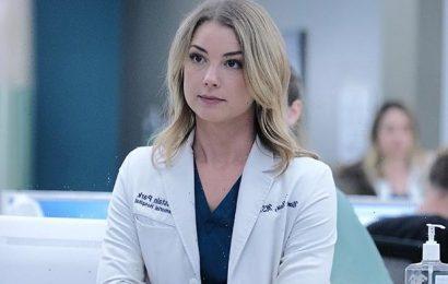 The Resident Shocker: Emily VanCamp Exiting Fox Drama After 4 Seasons