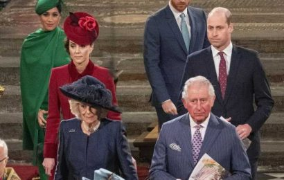 The Sussexes were 'not surprised' that the Windsors didn't take 'full ownership'