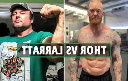 Thor vs Devon Larratt: UK start time, live stream, TV channel, how to watch fight, undercard latest