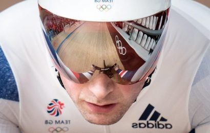 Tired Jason Kenny accepts fate after Olympic crown slips