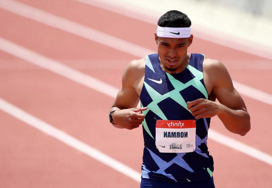 Tokyo 2020: Who is USA sprinter Michael Norman and what is his best event?